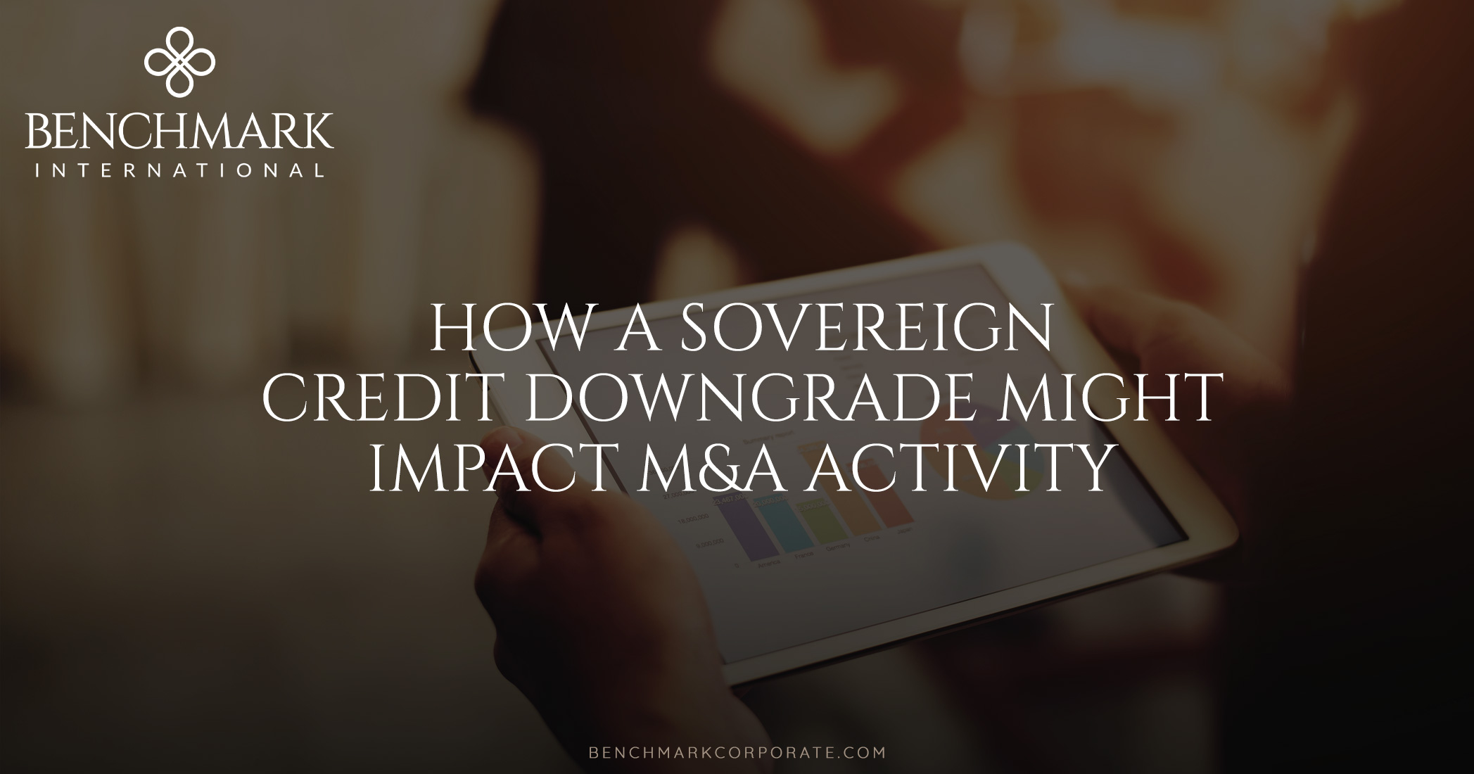 How A Sovereign Credit Downgrade Might Impact M&A Activity