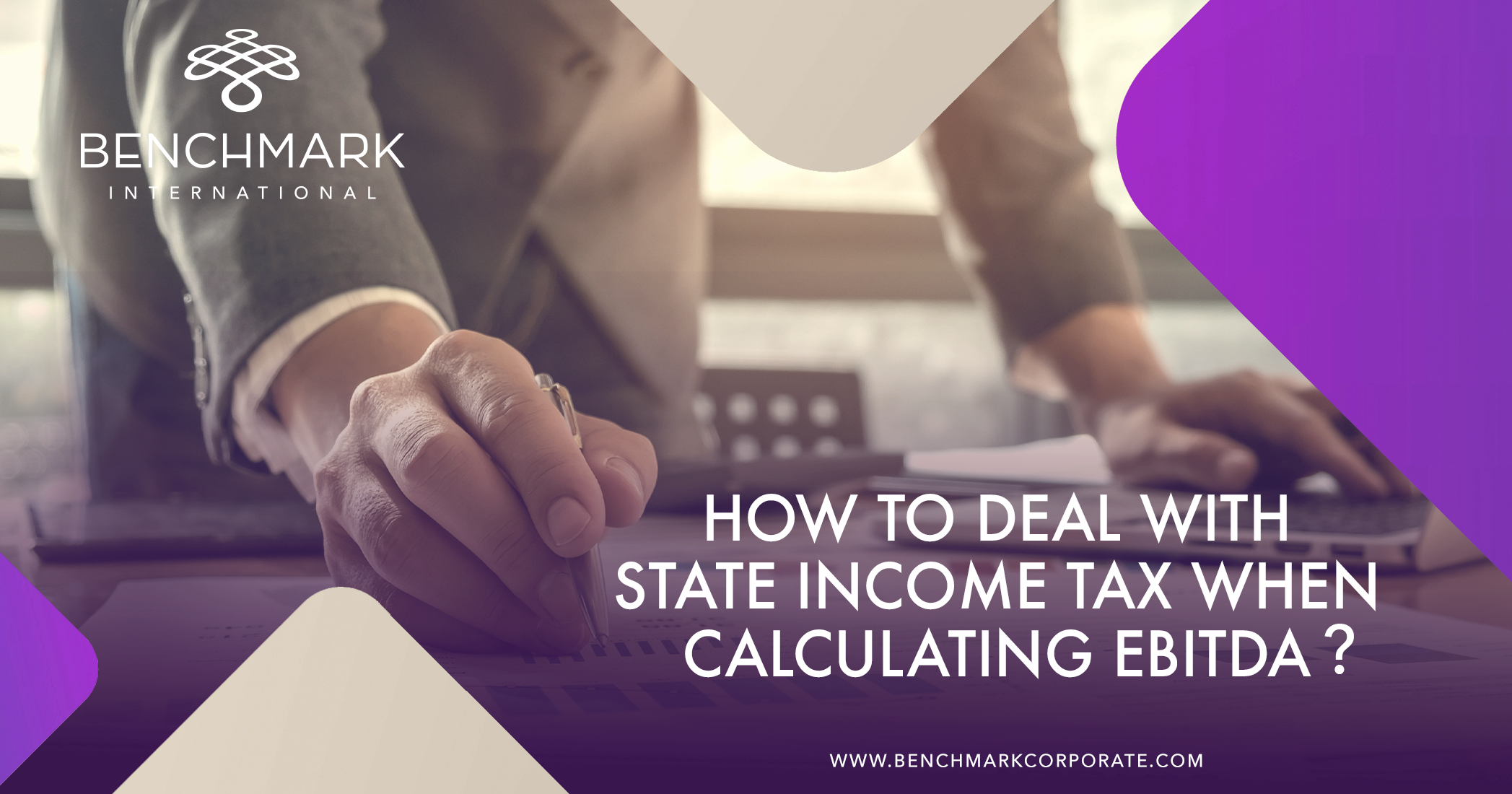 How to Deal with State Income Tax when Calculating EBITDA