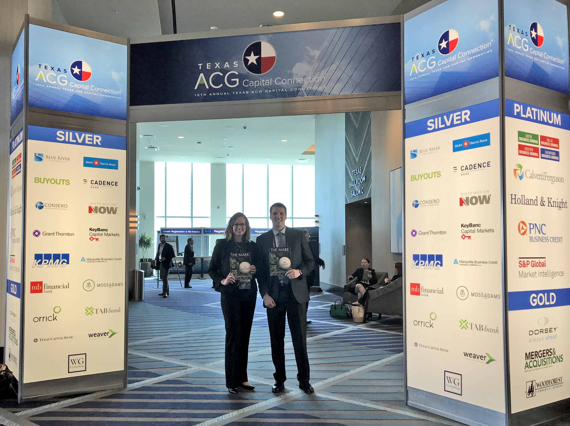 Benchmark International Attends Texas ACG Capital Connection