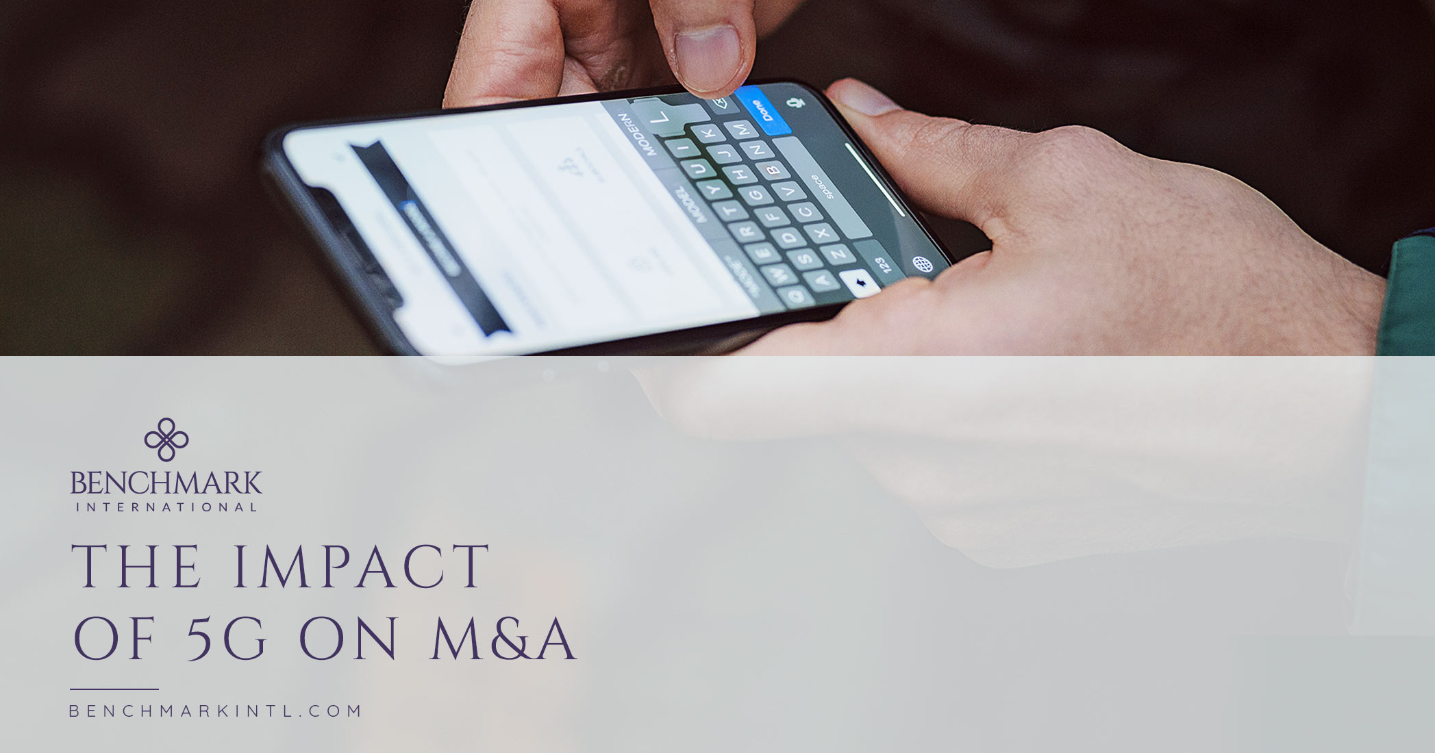 The Impact Of 5G On M&A