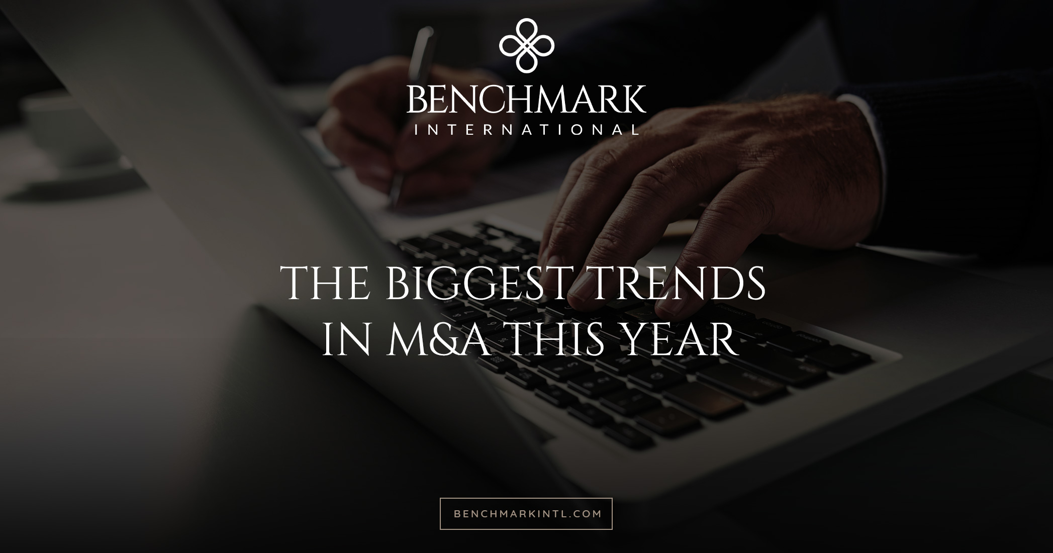 The Biggest Trends In M&A This Year