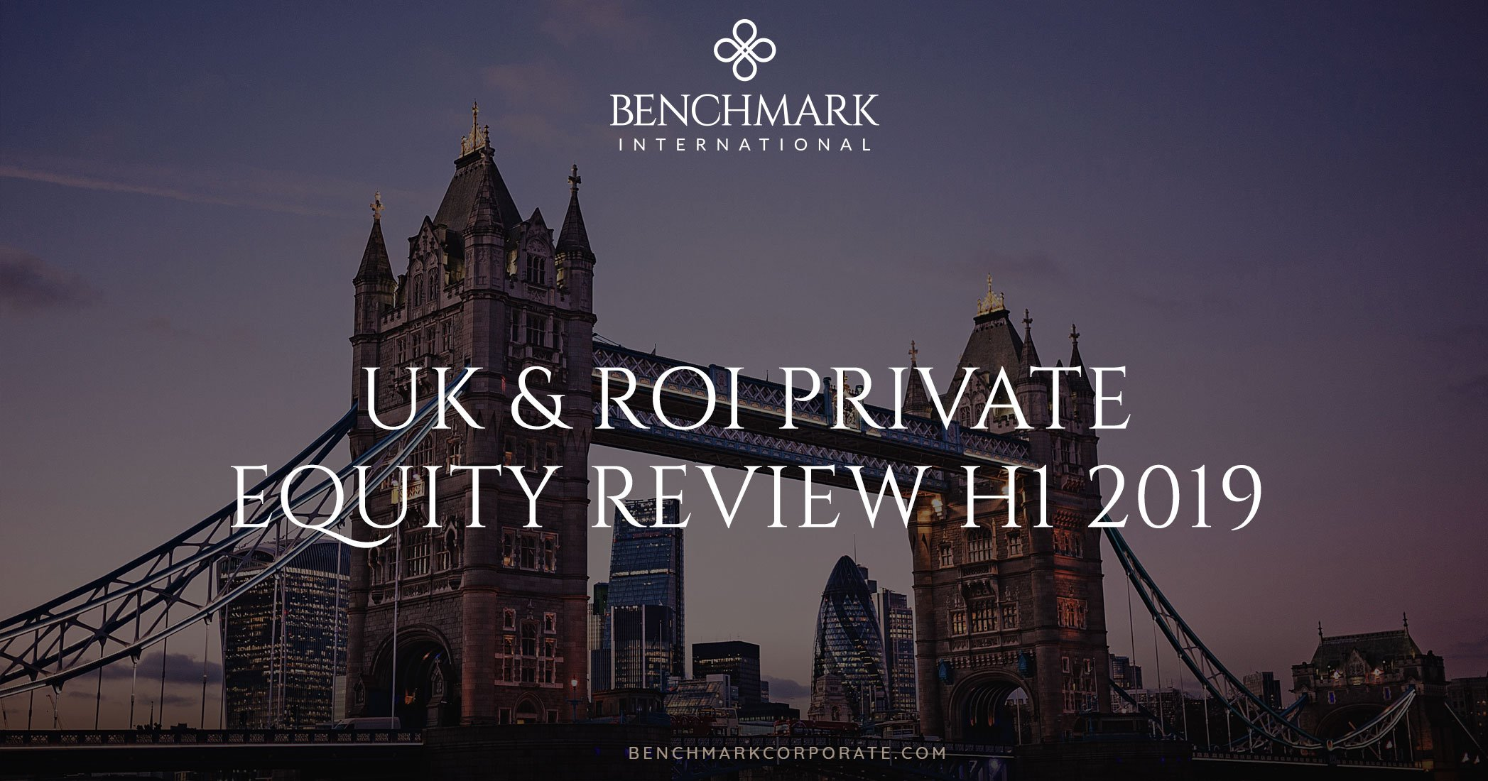 UK & ROI Private Equity Review H1 2019