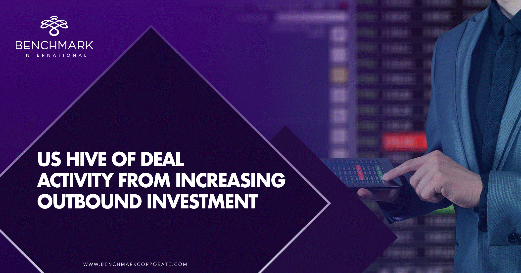 US Hive of Deal Activity from Increasing Outbound Investment