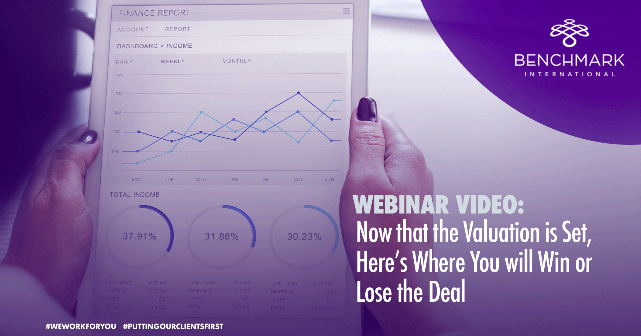 Webinar Video: Now That the Valuation is Set, Here's Where You Will Win or Lose the Deal