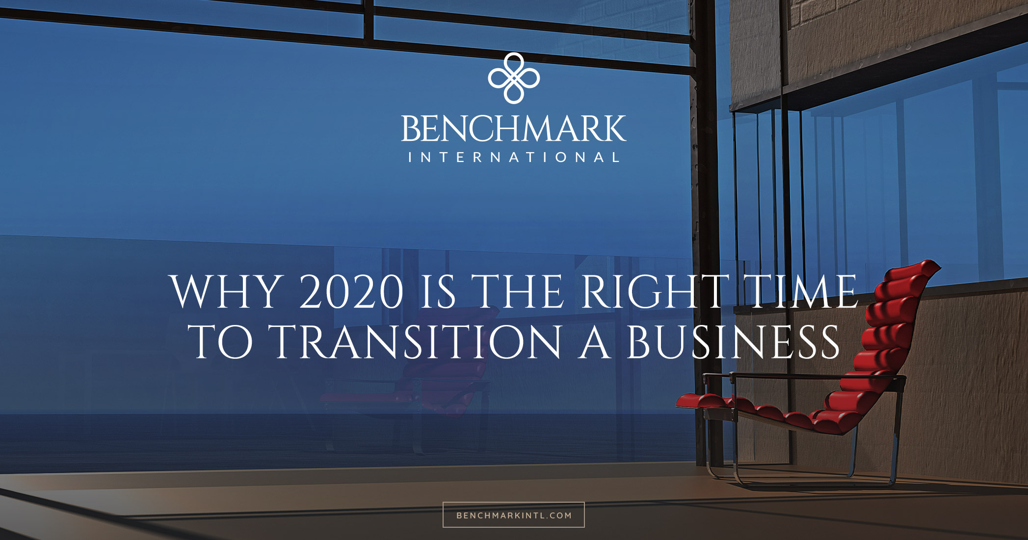 Why 2020 Is The Right Time To Transition A Business