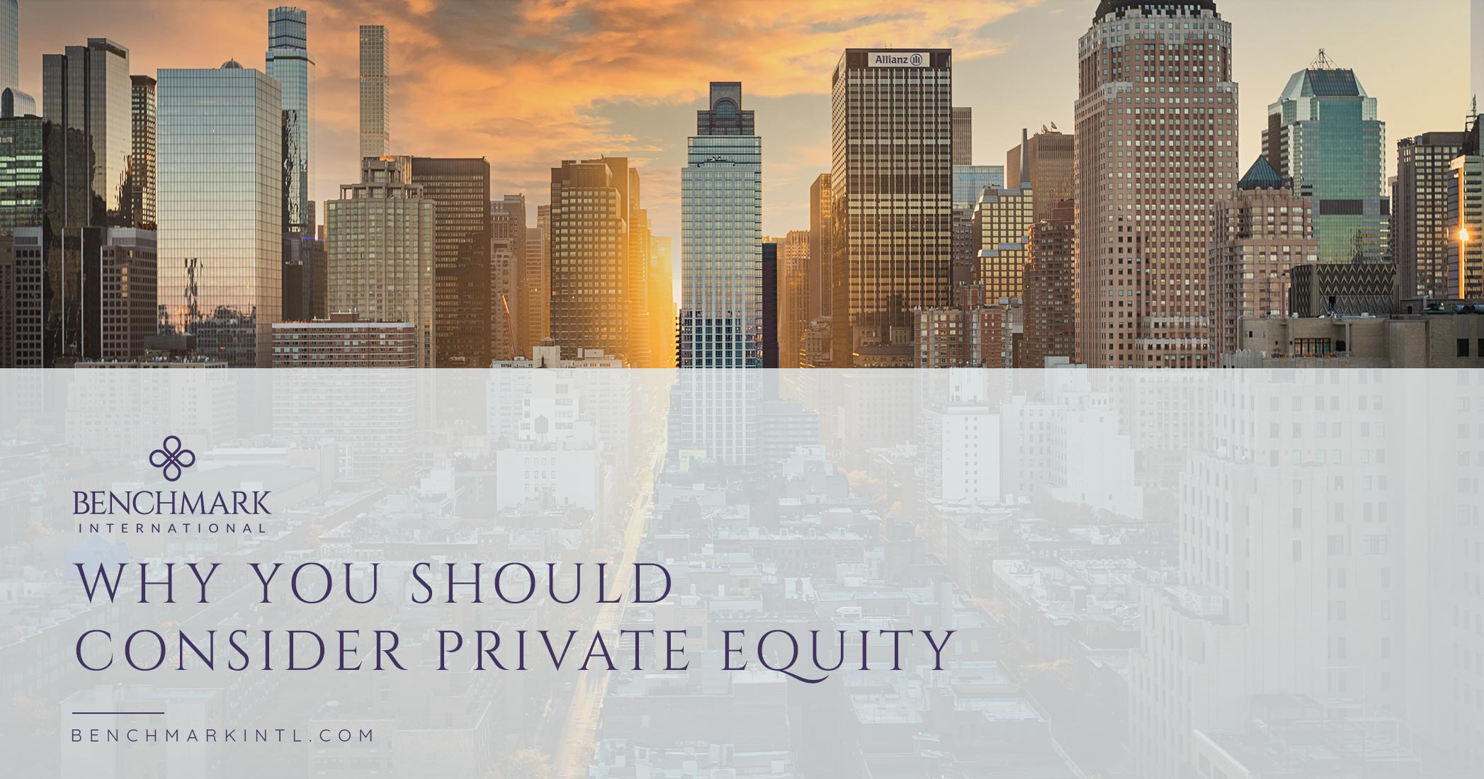 Why You Should Consider Private Equity