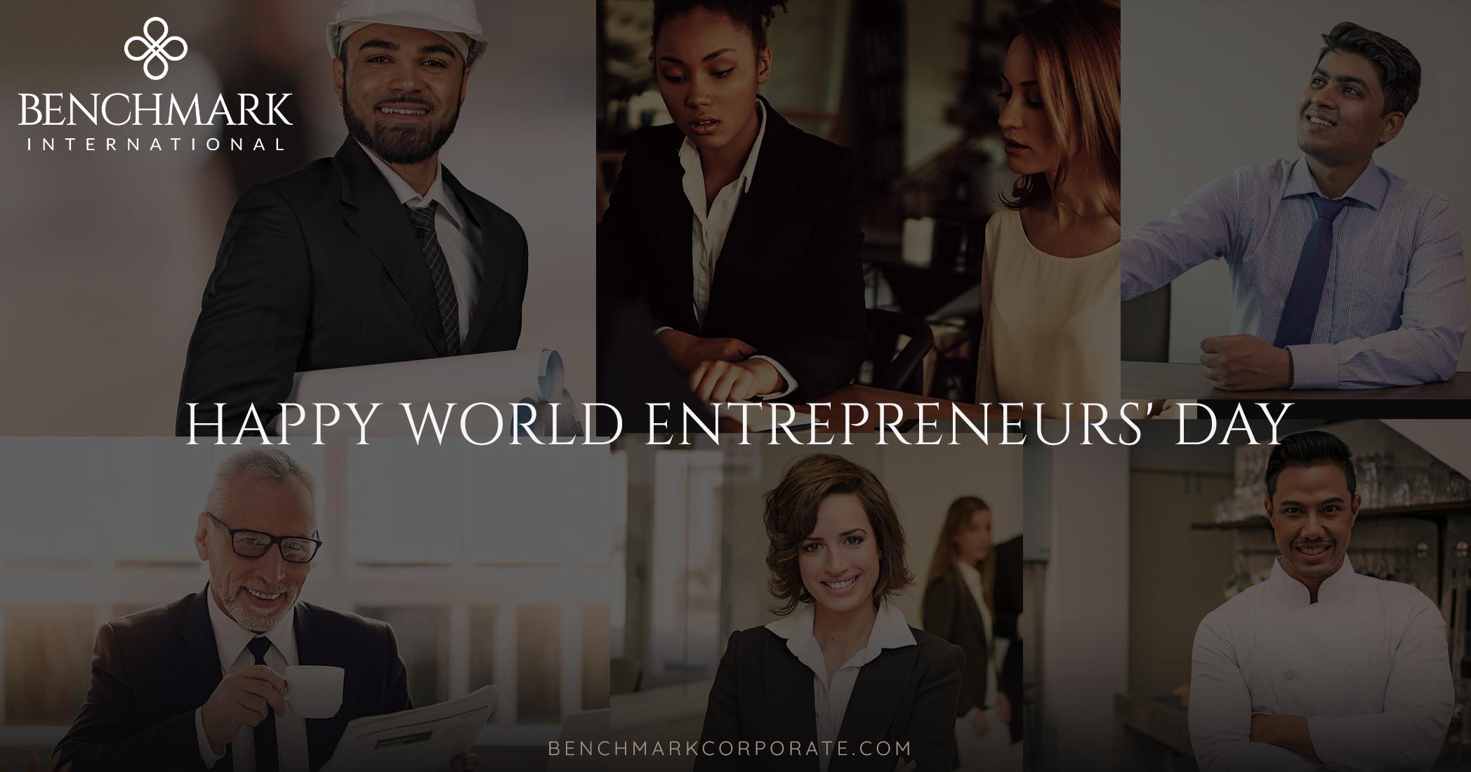 Happy World Entrepreneurs' Day!
