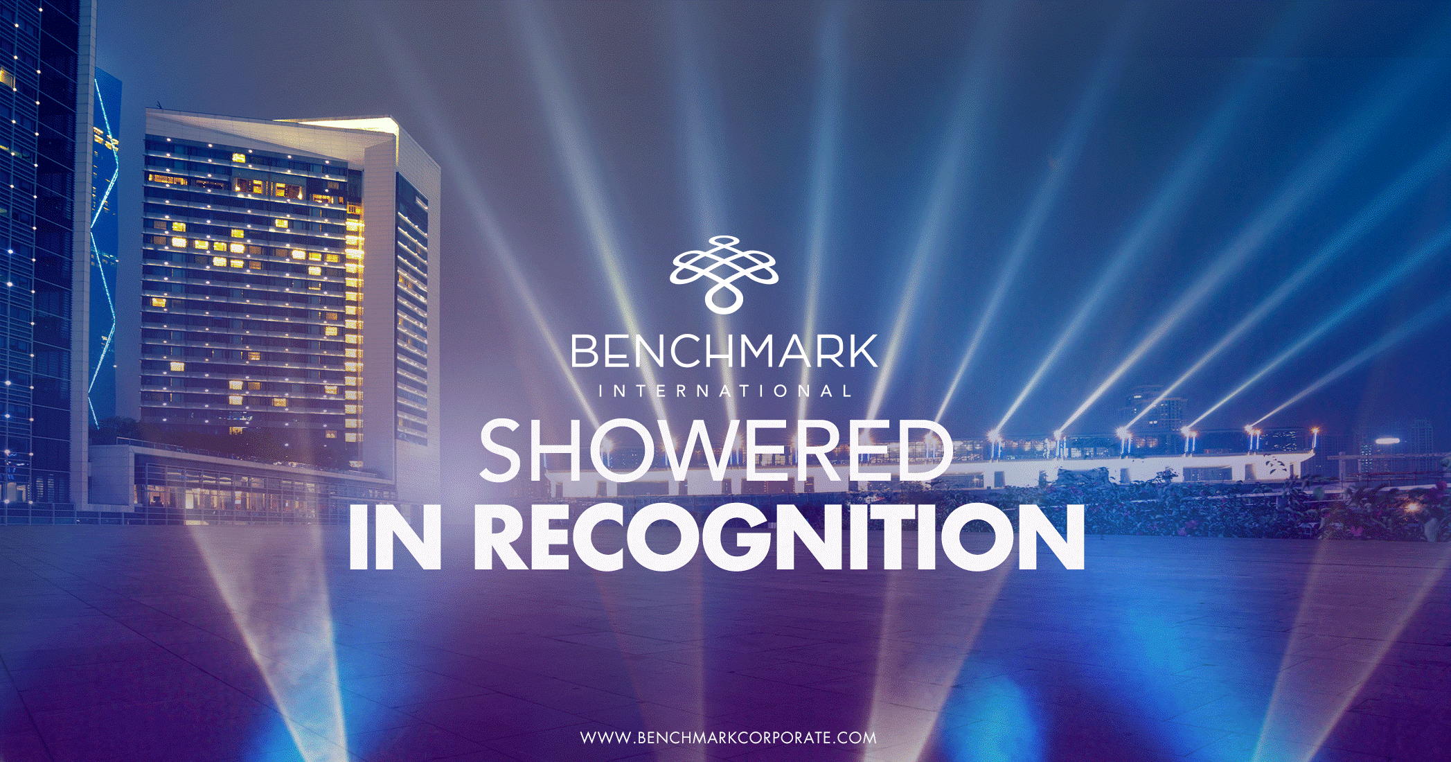 Benchmark International is Showered in Recognition