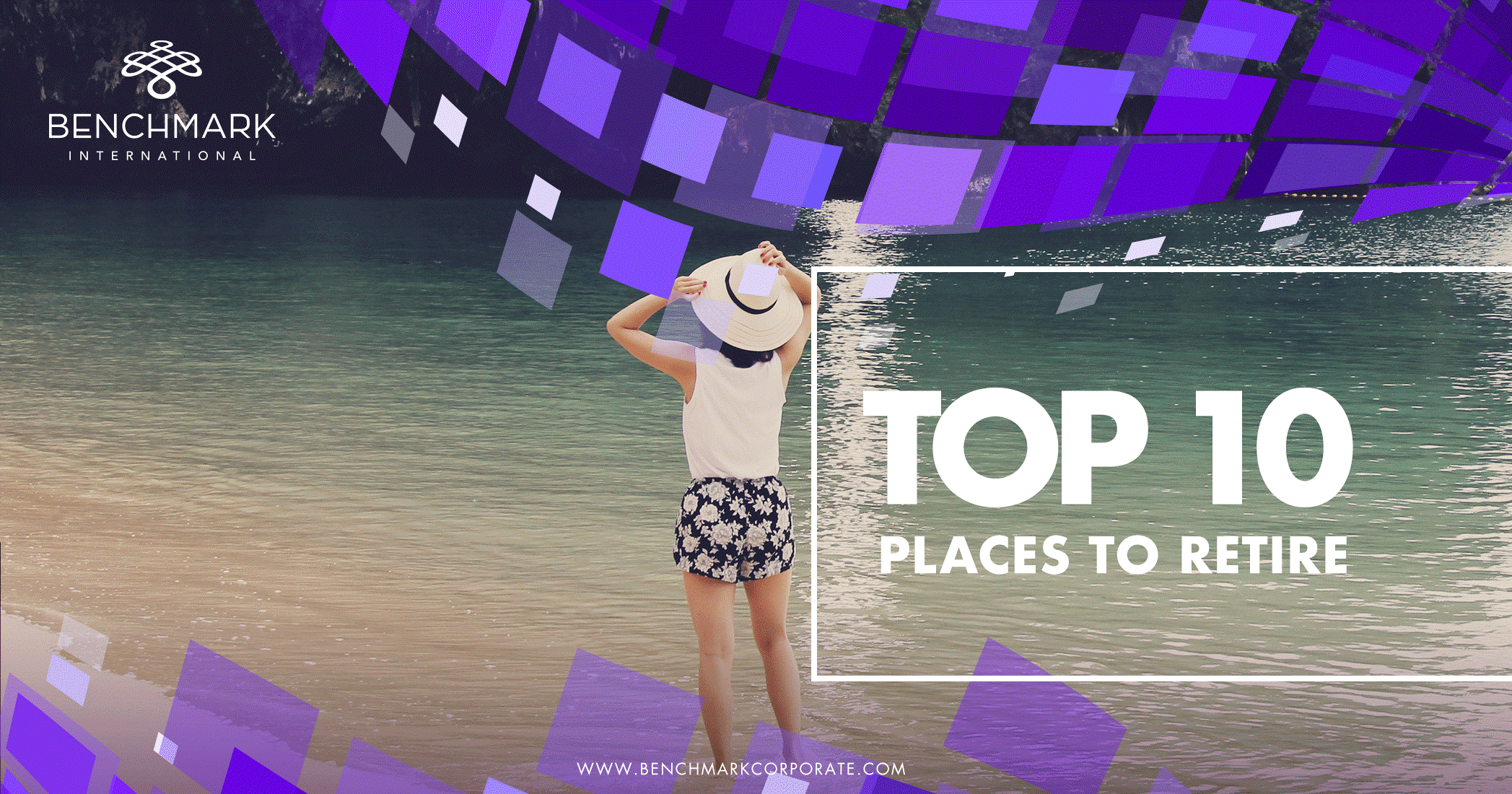 top ten places to retire