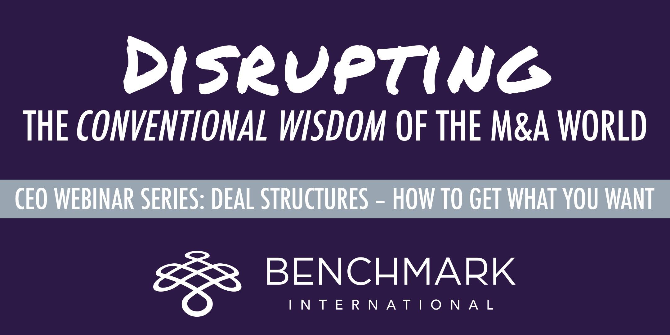 Benchmark International Blog